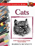 Learn to Draw Cats, Darren Bennett, 0004133552