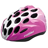 CATLIKE Kitten Tricolor SV Bike Helmet, Pink, Small Review