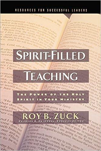 Spirit-Filled Teaching