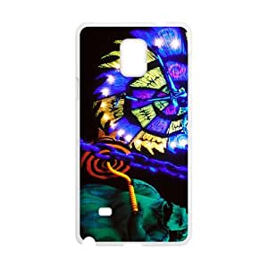 The Nightmare Before Christmas Samsung Galaxy Note 4 Cell Phone Case White Phone cover U8476046