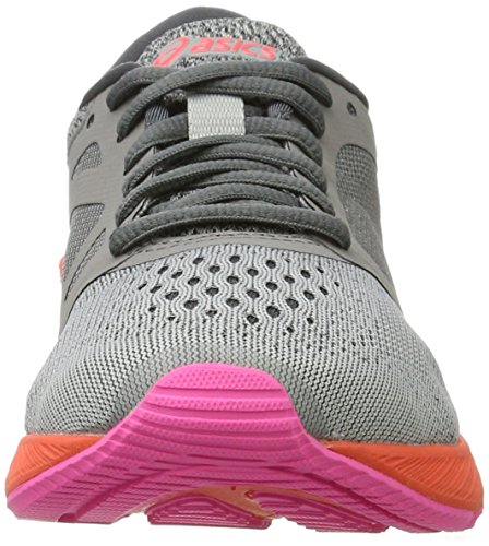 Silver Asics Training Shoes Flash Multicolor Coral Ff Carbon Women's Roadhawk wn01qRp607