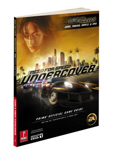 Price comparison product image Need for Speed: Undercover: Prima Official Game Guide (Prima Official Game Guides)