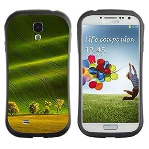 Hypernova Slim Fit Dual Barniz Protector Caso Case Funda Para SAMSUNG Galaxy S4 IV / i9500 / i9515 / i9505G / SGH-i337 [Été]