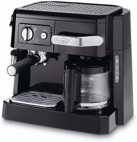 DeLonghi BCO411.B 15-Bar Combi Espresso Coffee Machine