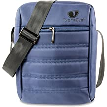"""IT Security Pro Designed RFID Blocking Crossbody Messenger Bag for Travel Accessories Protection, iPad, Tablet, 10.5"""" Laptop"""