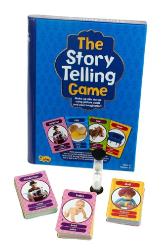 Amazon.com: The Storytelling Game by International Playthings ...