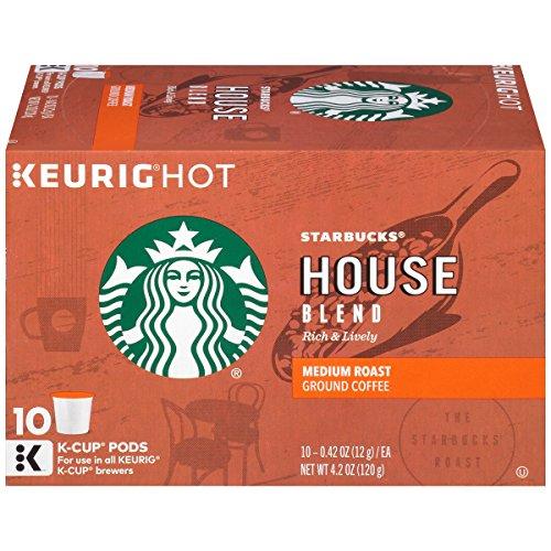 Starbucks Medium Single Keurig Brewers