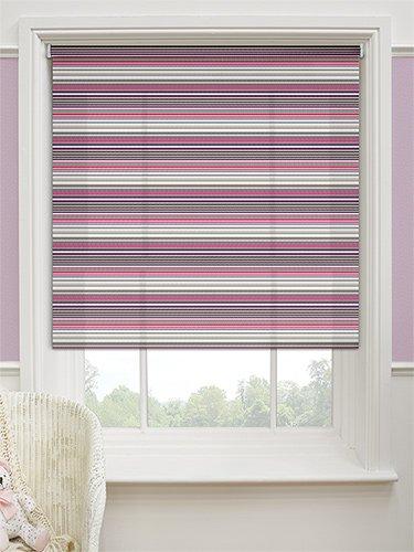 blinds Striped kitchen