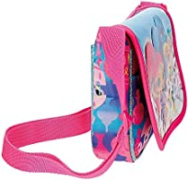1.02 liters Multicolour Shimmer and Shine Twinsies Messenger Bag 17 cm Multicolor