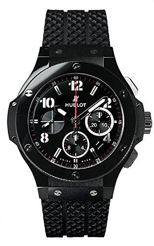 new style 3a31b b8987 Amazon | (ウブロ) HUBLOT 腕時計 ビッグバン ブラックマジック ...