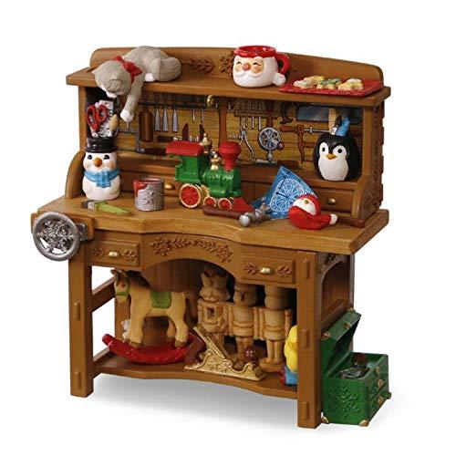 (Hallmark Keepsake Santa's Workbench Limited Edition Ornament)