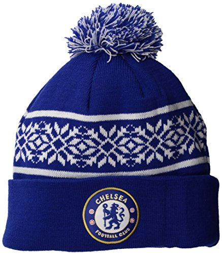 Knitted Hat Chelsea Ski FC EPL Authentic fwwqZt7