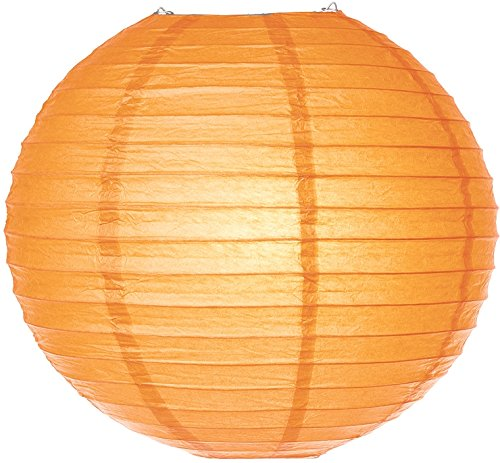 Luna-Bazaar-8-Inch-Paper-Lanterns-Light-Orange-Parallel