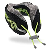 Cabeau Evolution Cool Travel Pillow - The Best Neck Pillow with 360 Head & Neck Support - Sublime