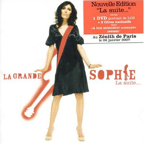 la grande sophie cd covers. Black Bedroom Furniture Sets. Home Design Ideas