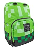 Minecraft Green Creeper Backpack