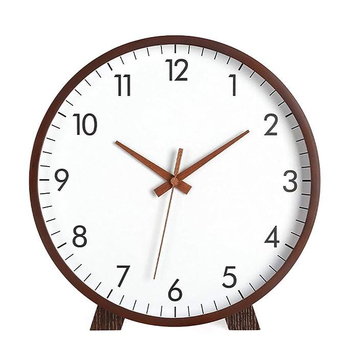 Relojes de chimenea FOOFAY Familiares Reloj de Escritorio de ...