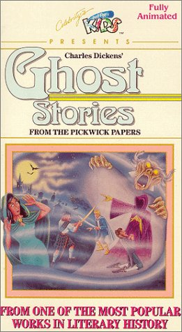 Charles Dickens' Ghost Stories From the Pickwick Papers [VHS] (Available Paper)