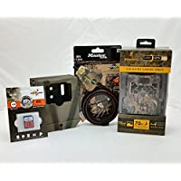 Browning Dark Ops Elite BTC-6HDE | 8GB SD Card | Python Cable | Security Box