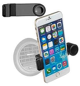 Yayago Puerta móvil soporte de coche para boquillas Aire para Huawei Honor Holly