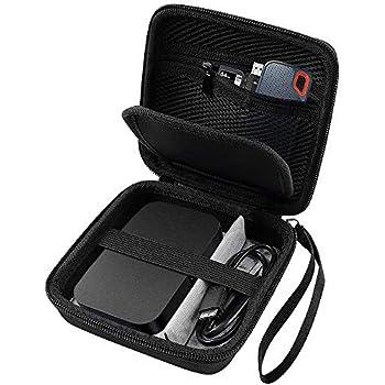 Amazon.com: AGPTEK EVA Shockproof Hard Drive Carrying Case ...