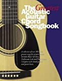 The Great Acoustic Guitar Chord Songbook: Bk.2