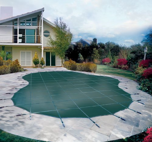 Amazon.com : 20 X 40 Rectangle Loop Loc Safety Pool Cover : Swimming Pool  Covers : Patio, Lawn U0026 Garden