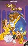 La Bella Y La Bestia [VHS]