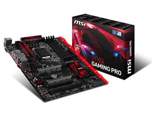 Photo - MSI Performance Gaming Intel Z170A  LGA 1151 DDR4 USB 3.1 ATX Motherboard (Z170A Gaming Pro)