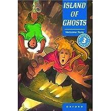 Hotshot Puzzles: Island of Ghosts Level 3 (Hotshots)