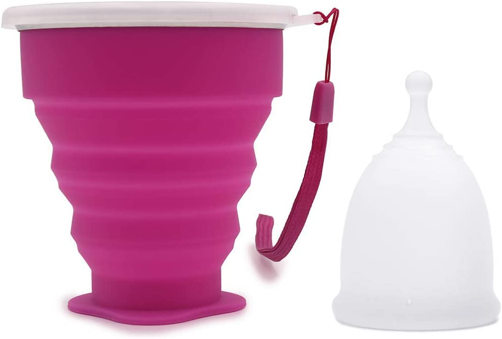BetterAngel Copa Menstrual Lily Cup Compact, Cycle Copa ...