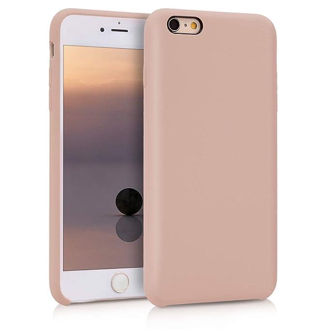 coque apple rose iphone 6 plus