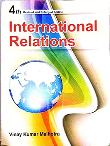 Buy International Relations (4th Rev  & Enl  Edn ) Book Online at
