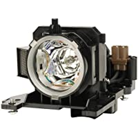 OEM 3m Projector Lamp for Model X64 Original Bulb and Generic Housing