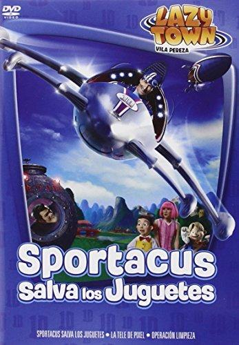 Lazy Town: Sportacus Salva Los Juguetes - Temporada 2, Volumen 1 (Import Movie) (European Format - Zone 2) -