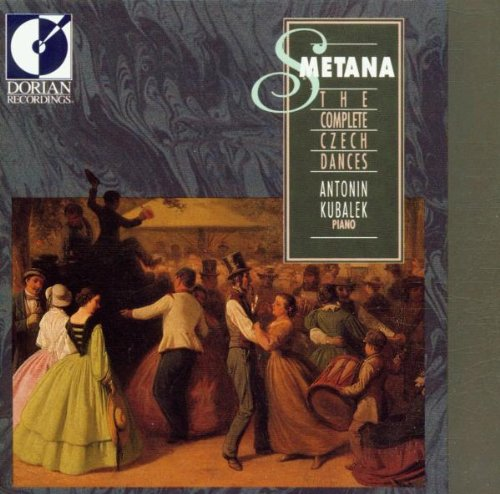 Smetana: Complete Czech Dances by Alliance