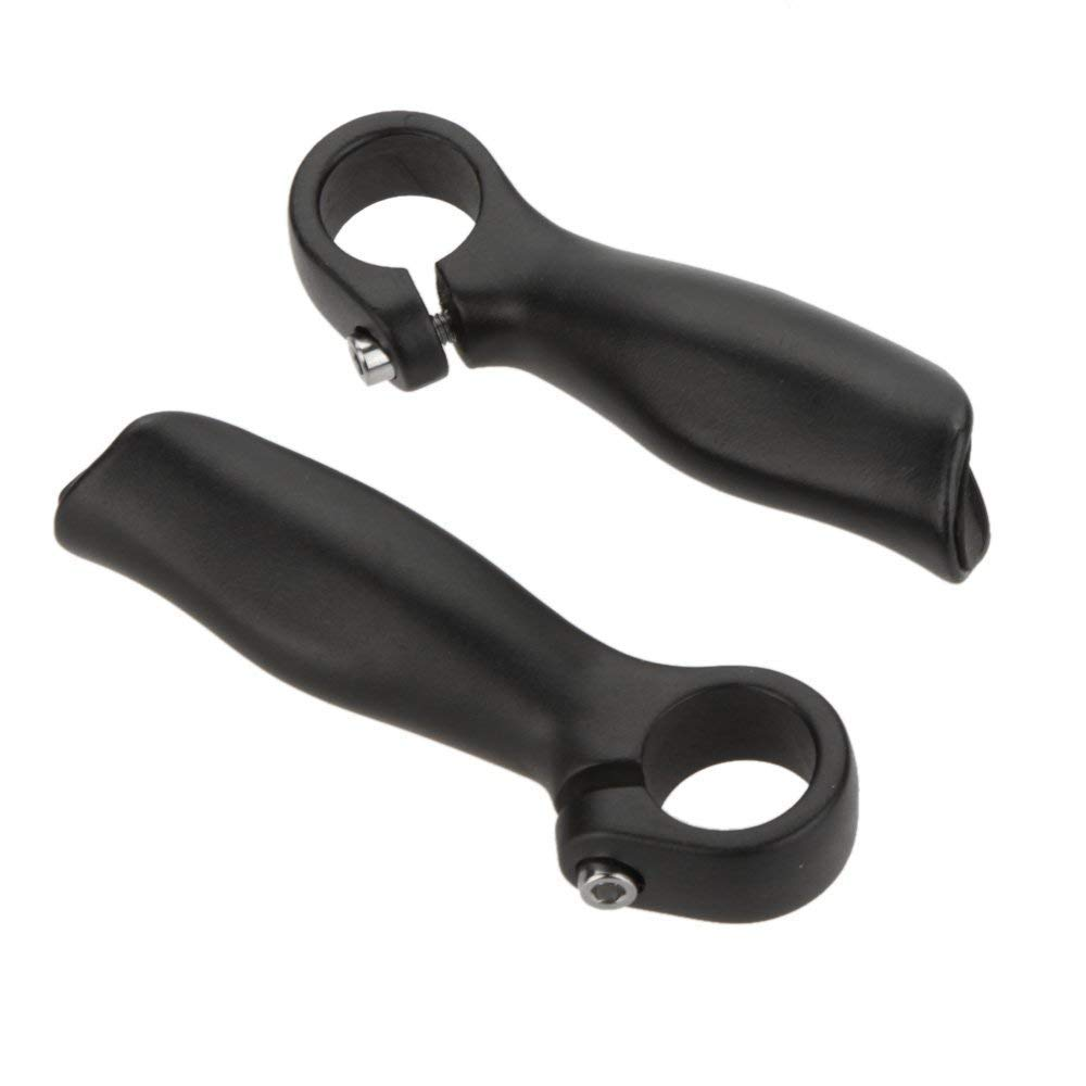 ShiyiUP Fahrrad Lenker Griff Verl/ängerung aus Aluminiumlegierung Sicherheitsgriff Erh/öhung Erweiterung 1 Paar