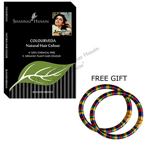 Shahnaz Husain Colourveda - 1000g - '' via DHL Express'' - Delivery in 3-7 days and FREE GIFT (Pair of Multicolor Bangles)