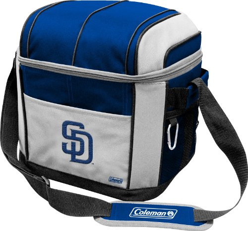 - MLB Padres 24 Can Soft Sided Cooler