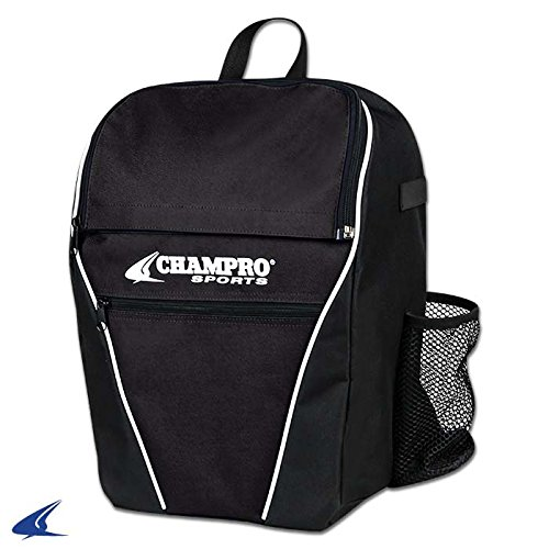 ChamproスポーツPlayer Selectバックパック B01HQCGOTA Champro Sports Player Select Backpack, Forest Green, 16