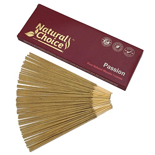 Passion Incense Sticks 100gm - Made from scratch - No (Spice Incense Coconut)