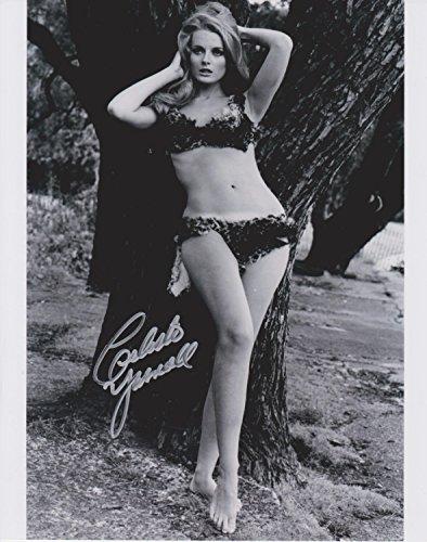 Celeste Yarnall 2 Original Autographed 8x10 Photo
