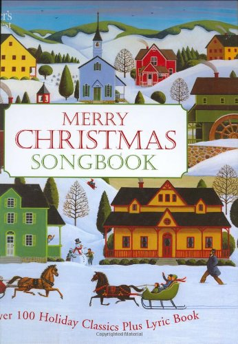 The Reader's Digest Merry Christmas Songbook (Reader's Digest Publications) (Best Classical Guitar Programs)
