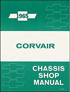 corvair chassis shop manual