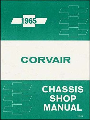 1965 Corvair Chassis Shop (Zero Front Bumper)