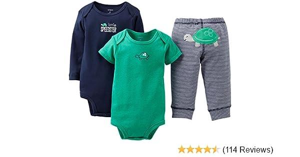 95f2260ec Amazon.com  Carter s Baby Boys  3 Piece Take me Away Set (Baby ...