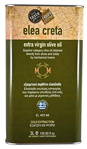 Elea Creta Olivenöl extra nativ aus Kreta 3 Liter