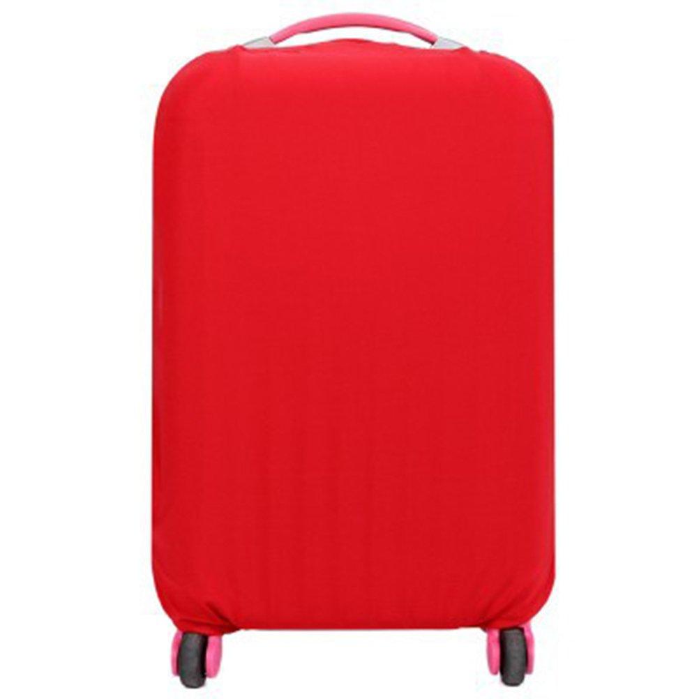 Rouge WINOMO Housse de Protection Bagage Couverture de Valise pour 26-30 Pouce Valise