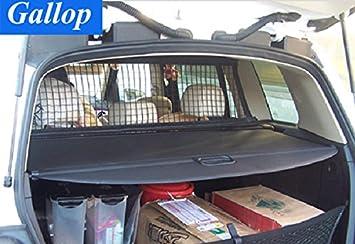 Gallop Custom Pet Safety Barrier Cargo Net For Audi Q Q Before - Barrier audi