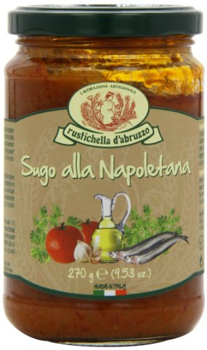 Amazon.com : Rustichella Sugo Alla Napoletana Pasta Sauce (Pack of 4) : Grocery & Gourmet Food